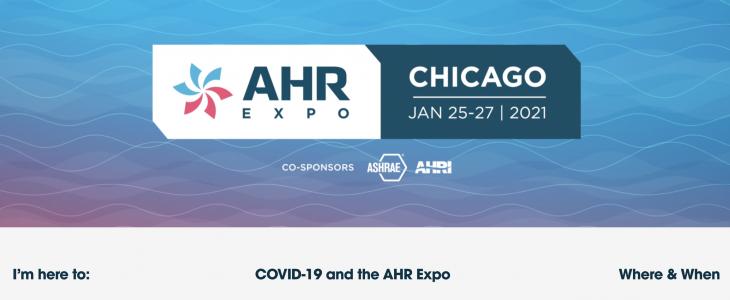 AHR EXPO CHICAGO 2021