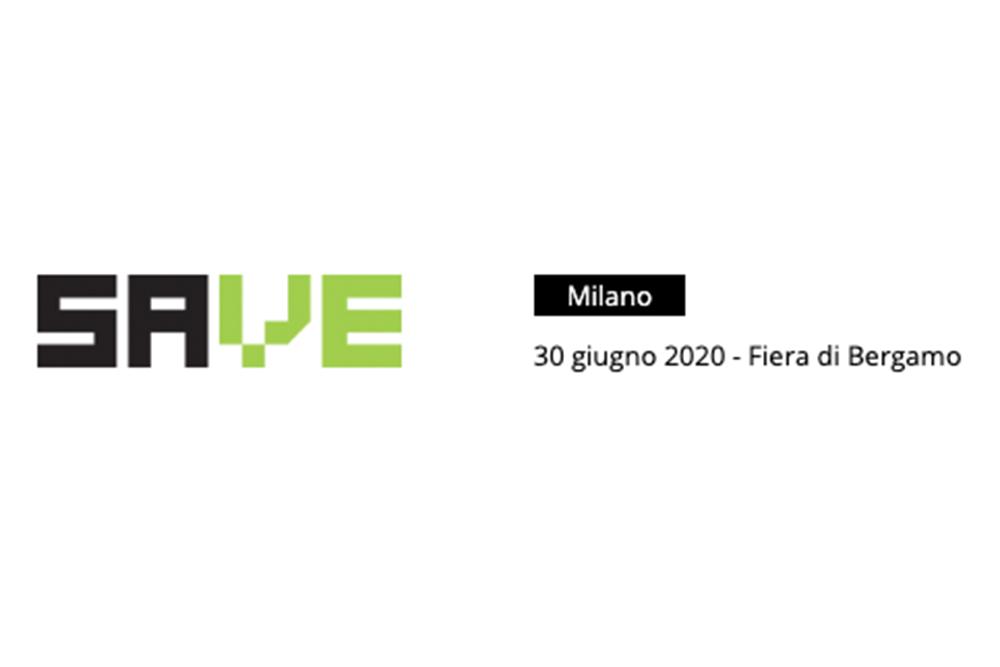 SAVE MILANO 2020